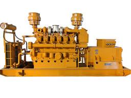 1 МВт природного газа генератор электроэнергии