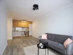 2-х комнатная квартира с ремонтом в Кракове