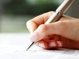 Анкеты (wniosek) на карту побыта контроль пакета документов