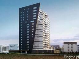 Апартаменты в современном ж. комплексе на Кшиках, Вроцлав
