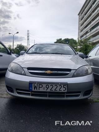 Аренда Chevrolet Lacetti 2004 под доставку