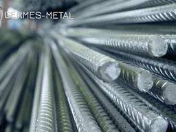 Арматура строительная рифленая (А500С) Экспорт арматуры и другого металлопрокат