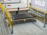 Автоматическая линия для производства сварных сеток заборов - фото 1