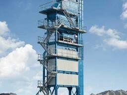 Б/У стационарный асфальтный завод Benninghoven TBA- 200