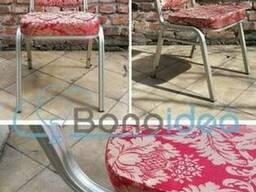 Банкетные стулья в дворцовом стиле - фото 2