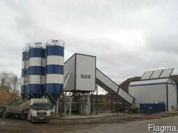 Бетонный завод Стационарный SUMAB Т-120 (120 м3/ч) Швеция