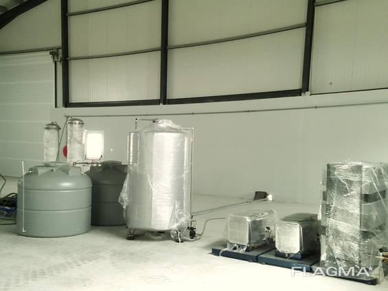 Оборудование для производства Биодизеля завод CTS, 1 т/день (автомат)