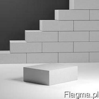 Bloczków z betonu komórkowego z Białorusi