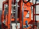 Блок-машина для производства тротуарной плитки, бордюров R300 - фото 2