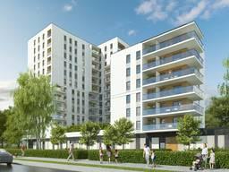 Большой квартирный комплекс в Варшаве район , Białołęka, Nowodwory, ul. Mehoffera