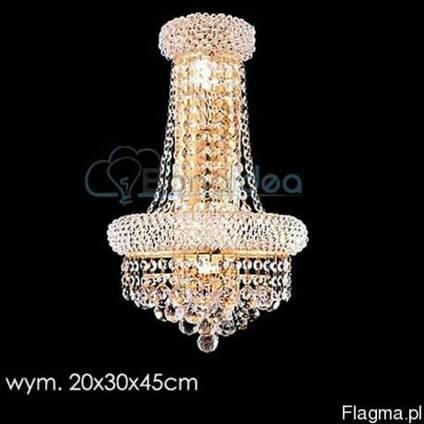 Бра светильник хрустальный 45 см
