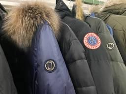 Брендовые куртки, опт, сток из Германии