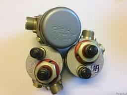 Czujniki, sygnalizatory ciśnienia