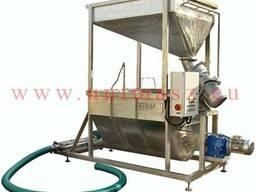 Дозатор-смеситель для плодового жмыха