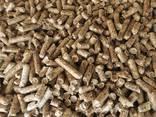 Древесные гранулы (пеллеты) - фото 1