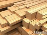 Drewniane kęsy, palety, szyny, podszewki, okrągłe kłody. - photo 1