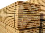 Drewniane kęsy, palety, szyny, podszewki, okrągłe kłody. - photo 3