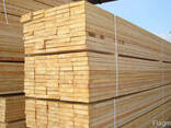 Drewniane kęsy, palety, szyny, podszewki, okrągłe kłody. - photo 4