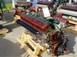 Дизельный двигатель В-84 МС