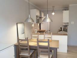 Двухкомнатная квартира с мебелью