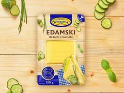 Edamski Cheese slices