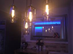 Электрика (instalacja elektryczna). LED.