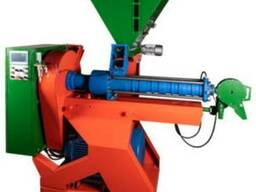 Extruder ES-1250 for the processing of grain and soy