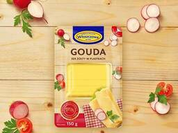 Gouda Cheese slices