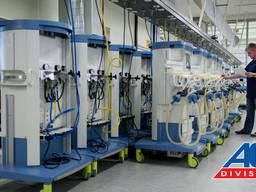 Хранение медицинской техники на таможенном складе в Польше