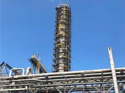 Izolacja cieplna innych elementów przemysłowych