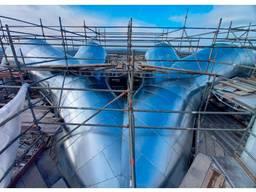 Izolacja cieplna kanałów przemysłowych