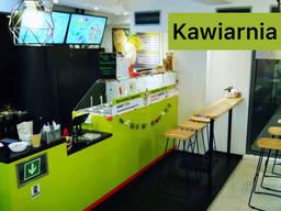 Kawiarnia na sprzedaż w samym centrum Warszawy!!!