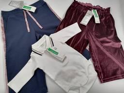 Kids Benetton mix- Детская одежда всесезонная оптом