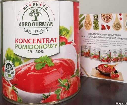 Koncentrat Pomidorowy 28-30 brix