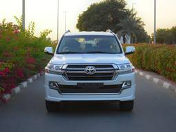 Land Cruiser 4.5L Diesel, GXR, Full Option A/T 2019 model