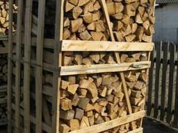 Лесопродукция -дрова колотые