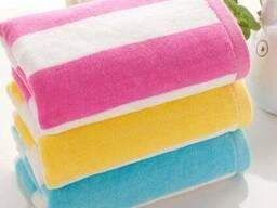 Махровые полотенца производство Турция