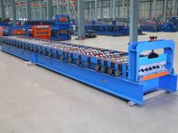 Maszyna do formowania dachówek 1125
