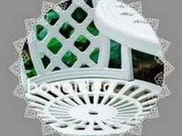 Мебель для сада и террасы алюминиевая набор 4 1 - фото 4