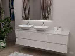 Меблі для ванної комплекти, доставка