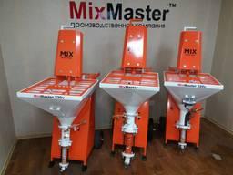 MixMaster 220v-380v производство и продажа штукатурных станций