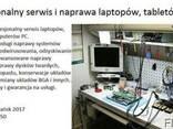 Naprawa laptopów, Сервис ноутбуков и ПК