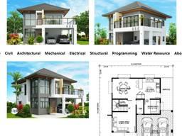 Недорого запроектируем и построим дом