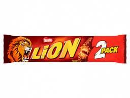 Нестле Батон Лев Lion 60 г (28 штук в упаковке) двойной паке