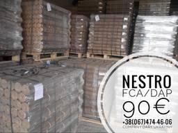 Nestro брикеты / briquettes