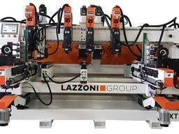 NEXT 2 4 T4 автоматический сверлильный станок / дрель для сквозной подачи
