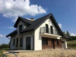 Новый дом с шикарным видом в Величке, 3 км. от Кракова