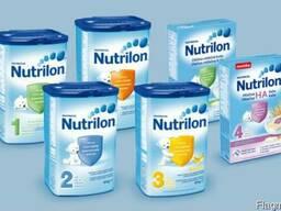 Nutrilon/Aptamil/krowa Brama & niemowląt mleko w proszku