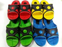 Обувь опт от производителя из ЕВА и ПВХ