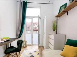 Одноместные комнаты Гданьск